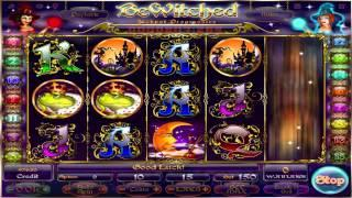 bewitched slot machine