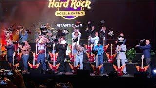 Hard Rock Atlantic City's Official Opening and Guitar Smashing Ceremony • Brian Christopher Slots
