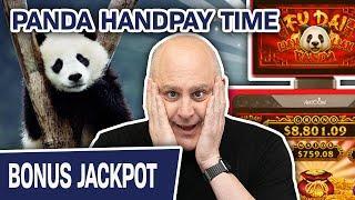 ⋆ Slots ⋆ JACKPOT Playing Fu Dai Lian Lian: Panda ⋆ Slots ⋆ Come Join Me for SERIOUS SLOT ACTION