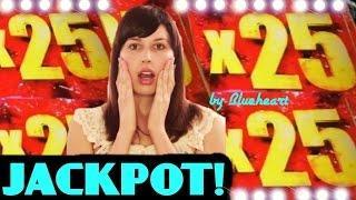 •MASSIVE JACKPOT HANDPAY! • •RARE MICHONNE X25• The WALKING DEAD 2 slot machine BONUS BIG WINS!