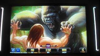 Tarzan of the Apes -- BRAND NEW ARISTOCRAT GAME -- SLOT MACHINE FIRST LOOK