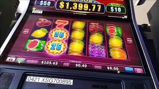 NEW SLOT live play fruity blast cherry pokie big win BEGGINERS LUCK
