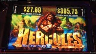 Hercules Slot Bonus- Nice Win