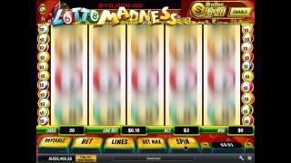 Lotto Madness Slot Machine At Grand Reef Casino