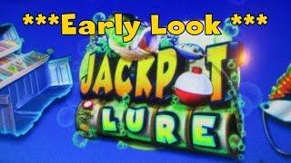 Bally - Jackpot Lure  *** Early Look ***