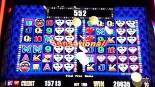 More Hearts - Aristocrat - BIG WIN Slot Bonus - All 4 Games Unlocked!