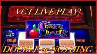 Vgt crazy cherry slot machine roulette tactics youtube