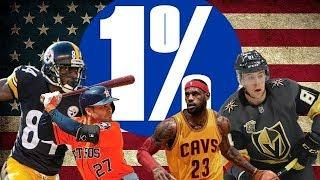 The 1% Problem with American Sports Betting