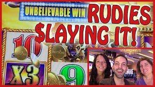 • Brian & his RUDIES $laying it!• • Slot Machine Pokies w Brian Christopher
