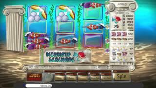 Mermaid Serenade• free slots machine by Saucify preview at Slotozilla.com