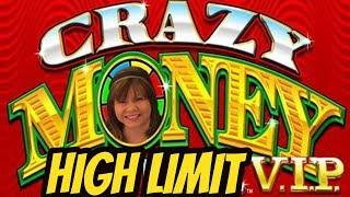 HIGH LIMIT CRAZY MONEY VIP BONUSES