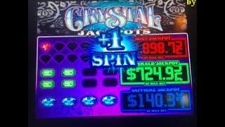BIG WIN•SMOKING 7's Dollar Slot Machine/ Max Bet $9/ San Manuel Casino, Akafujislot