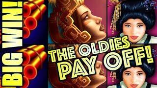 THE OLDIES PAY OFF!! ⋆ Slots ⋆ ARISTOCRAT ALL-STARS! Slot Machine (Aristocrat Gaming)