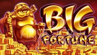 BIG WIN ON BIG FORTUNE SLOT MACHINE BONUS & RETRIGGERS BY ARISTOCRAT