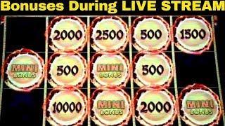 88 Fortunes Slot BIG WIN | Dragons Link Max Bet Bonus | Dancing Drums Big WIn | Super Rise Of Ra