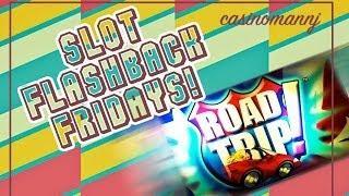 Road Trip Slot - **FLASHBACK FRIDAYS** - Slot Machine Bonus