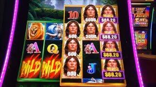 •YES ! $500 Free Play !•Lucky 7 Slot machine games played at San Manuel Casino•彡