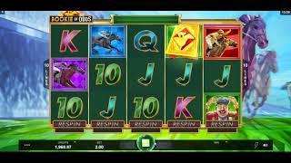Bookie of Odds• - Vegas Paradise Casino