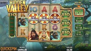 Hidden Valley Online Slot Quickspin