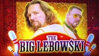 #G2E2016 Aristocrat   NEW The Big Lebowski slot machine