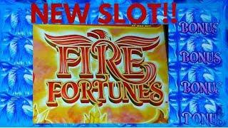 *NEW GAME* •FIRE FORTUNES• ANYONE SEEN THIS GAME•