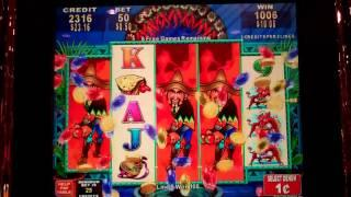 Jumpin' Jalapenos Slot Machine Bonus - 12 Free Spins, Nice Win