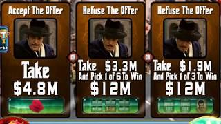 "THE GODFATHER MY DAUGHTER'S WEDDING Video Slot Casino Game with as ""EPIC WIN"" BONUS"