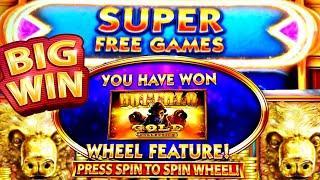 BUFFALO GOLD! ⋆ Slots ⋆ SUPER FREE GAMES ⋆ Slots ⋆ BIG WIN! Wonder 4 Spinning Fortunes! | Slot Trave