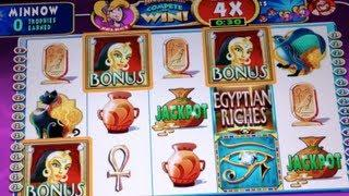 Egyptian Riches - WMS - w/ Reel 'Em In! Fishing Contest Bonus