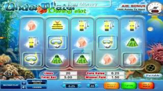 Free Under Water Slot by SkillOnNet Video Preview | HEX