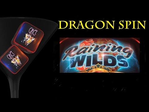DRAGON SPIN - RAINING WILDS - Free Spin Bonus - Bally