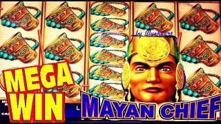 • AMAZING COME BACK! •  MAYAN CHIEF Slot SAVES THE DAY! MASSIVE WIN and more !