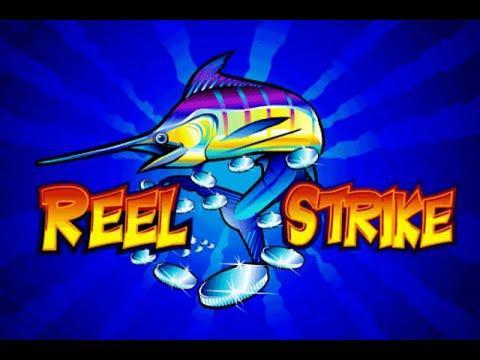 Free Reel Strike slot machine by Microgaming gameplay ★ SlotsUp