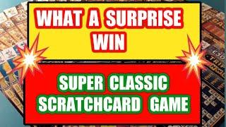 Wow!.Surprise.Win!....20X CASH..CASH SPECTACULAR..TRIPLE  7(Nightime Classic for the none Sleepers)