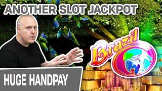 ⋆ Slots ⋆ HANDPAY ALERT ⋆ Slots ⋆ $45 Spin Brings in ANOTHER JACKPOT on Brazil Slots