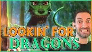 • Lookin' for DRAGONS •  w/ Cleo & Panda! • Slot Machine Pokies w Brian Christopher