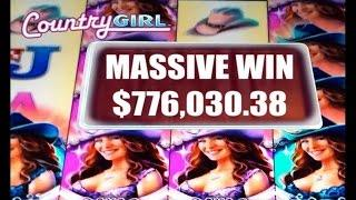 • $700Grand WIN BIG Bonus Win SLOT IGT Country Rich Girl | SiX Slot | SiX Slot • SiX Slot - Machines