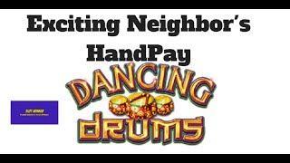 Handpay Dancing Drums -
