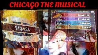 *Chicago the Musical* (live play only) plus a neighbors Progressive