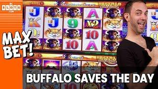 • BUFFALO to the RESCUE!!! • $1500 @ Cosmo Las Vegas • BCSlots (S. 3 • Ep. 4)
