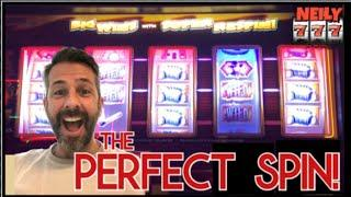 • I GOT THE PERFECT SPIN ON HOT HOT RESPIN (well almost!) • CASH ME OUT SLOT WINS w/ NEILY777