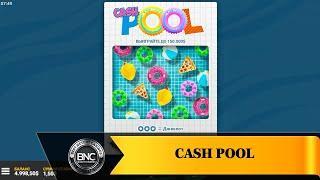 Cash Pool slot by Hacksaw Gaming