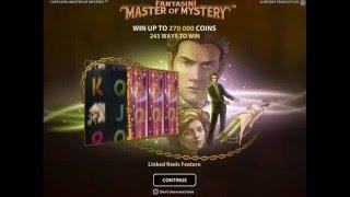 Fantasini: Master of Mystery™ - Desktop
