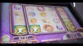WILLY WONKA Slot Bonus ~ Willy Wonka Head