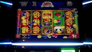 Konami - Action Stacked China Shores Slot - Revel Resort - Atlantic City, NJ