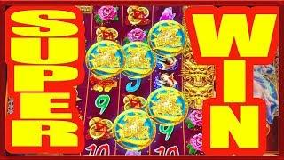 ** RARE 5 SYMBOL TRIGGER ON DRAGON EMBLEM JACKPOTS ** SLOT LOVER **