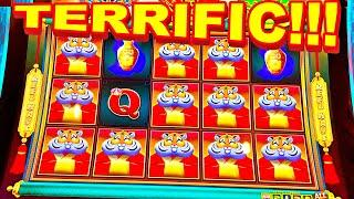 THE TIGER IS TERRIFIC!!!! * HOW I MADE SO MUCH MONEY!!!! - New Las Vegas Casino Slot Machine Big Win
