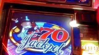 L.E.S Jackpot on £70 Wheel Of Wealth
