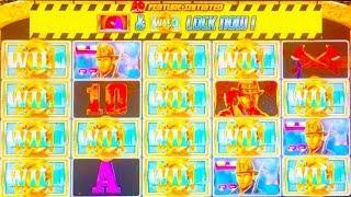 ++NEW Fire Company 5 slot machine, DBG