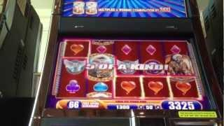 100 Free Spins Great Eagle Returns Slot Machine Bonus WMS
